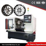 Lathe ремонта колеса сплава CNC низкой стоимости (AWR28H)