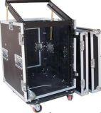 우수한 질 알루미늄 선반 기계설비 상자 비행 케이스