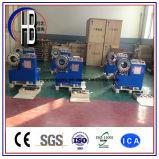 中国のホースのひだ付け装置の価格の油圧ホースのひだが付く機械