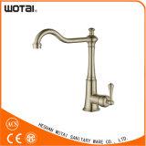 Taraud neuf de bassin de robinet de cuisine d'émerillon du bronze 360 de modèle