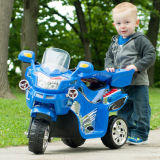 3 عجلة رياضة درّاجة بطّاريّة - يزوّد يركب لعبة درّاجة ناريّة