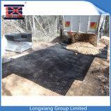 Pode conter mais de 1.000 toneladas de plástico de alta resistência para o grid para o Campo de Golfe Erva grelhas de plástico UV