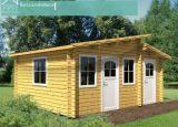 Jardim Wooden House (HT-F-003)