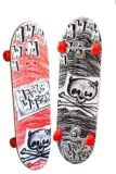 أطفال لوح التزلج مع الخير يبيع ([يف-2808د])