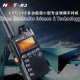 NKTR3 UHF Ultra-Compact 400-470Мгц приемопередатчик, переносные радиостанции- рации