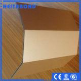 Facile per la scanalatura e Lato-Piegare comitato composito/di plastica di alluminio