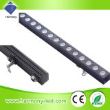 12W Dimmable LED Light Bar para etapa