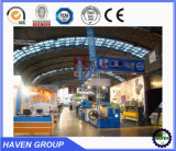 Wc67Y-100X4000 plieuse presse plieuse hydraulique, plaque en acier
