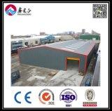 Atelier de structure métallique de modèle de construction (BYSS010902)