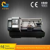 Ck6163 중국 제조자 Dalian Dmtg 수평한 편평한 침대 경제 CNC 선반 기계 가격 CNC
