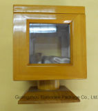 Glossy reale Wooden Packaging Box per Perfume