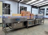 フルーツの洗浄のワックスを掛け、等級分け機械/果物と野菜のクリーニング機械