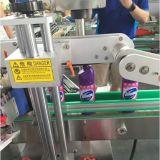 Máquina de etiquetas automática da etiqueta do frasco de dois lados