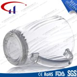 tazza di vetro bianca eccellente 220ml per caffè (CHM8126)
