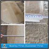 G682 Rusty Yellow Color Granite Stone (with Grain) Stairs Treads