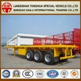 3 de Semi Aanhangwagen van de Aanhangwagen van de Container van assen 40FT op Bevordering
