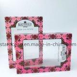 Kosmetischer Plastikkasten für das Schablonen-Verpacken