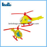 Los niños juguetes de plástico helicópteros modelo