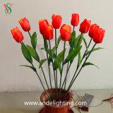 LED 다채로운 인공 꽃 빛