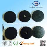 TPR / TPE / TPV Revêtement en caoutchouc / Coated Permanent Neo Magnet Pot / Hook