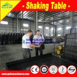 Goldaufbereitendes Geräten-Bergbau-Schwingung-Tisch