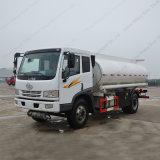 Vente chaude FAW camion-citerne aspirateur de camion/eau de réservoir d'eau de 10 tonnes