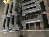 壮大なクリーニング機械のために砂型で作るOEMの高品質の精密延性がある鉄