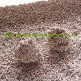 Очистьте деревянный сор кота продукта любимчика/Clumping & высокое качество