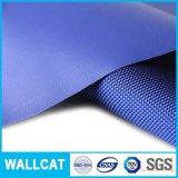 PVC revestido de la tela de Oxford para el poliester doble 100% del hilado de la materia textil 1680d del hogar de la ropa