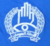 T Shirt di Top Quality Custom Men di modo con Embroided Logo