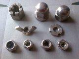 Fermeture industrielle pour noix d'acier