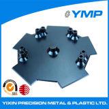Los productos de mecanizado CNC de metal personalizados