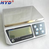 Báscula Digital electrónico con interfaz RS232 3kg - 30kg.