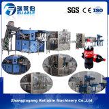 Pequeño lavado de gas carbonatadas Bebidas llenado y sellado línea de producción