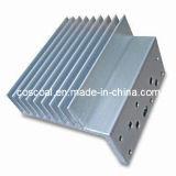 Aluminium Geanodiseerde Heatsink met CNC die door Gediplomeerd ISO9001 machinaal bewerken