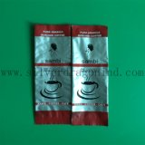Цветастый пластичный мешок кофейного зерна упаковывая с клапаном