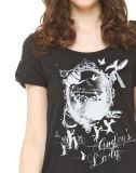 Nouveau modèle de conception adulte drôle et mignon T-shirts