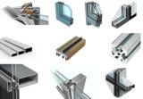 Extrusión de aluminio para ventanas y puertas / perfiles de aluminio