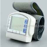 Productos Nuevos Medical Equipment Automatic Meter Wrist Blood Pressure Monitor