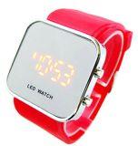 最も熱い販売の方法多彩なミラーLEDの腕時計(LW-01)