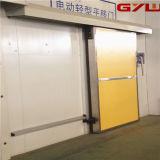انزلاق الباب استخدم على مخازن تبريد
