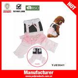 بناء يلبّي كلب كلب [ت-شيرت] محبوب ملابس ([يج83641])