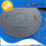A100 Round BMC Manhole Cover with a Steel Bar