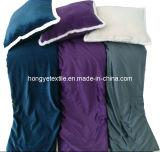 100% polyester micro Mink Blanket, Sherpa jeter