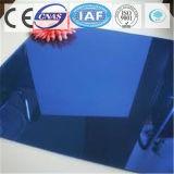 Flotteur teinté/clair de bleu de lac/a gâché la glace r3fléchissante avec du ce