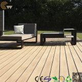WPC imperméabilisent le plancher en bois en plastique de planche