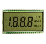 0.7mm Dikte Geelgroene Stn LCD