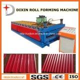 機械を形作るDxの屋根シートロール