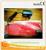 3.7V sem fio de controle remoto bateria aquecida palmilha