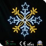 LED de plein air flocon de neige les lumières de Noël